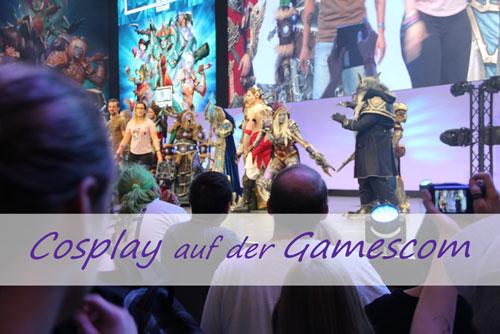 Cosplay Gamescom 2020